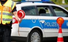 Copil de 2 ani gasit in masina condusa de un roman cu 180 km/h pe strazile din Dortmund. Ce masura extrema au luat politistii germani