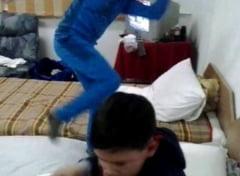 Copil de 9 ani, batut mar intr-un cantonament: Reactia lui Banicioiu (Video)