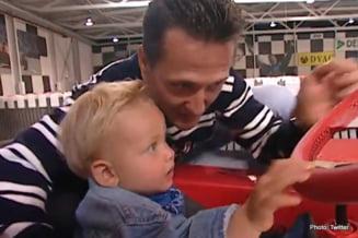 """Copilul ignorat de Michael Schumacher: """"Nu credeam ca e posibil asa ceva!"""""""