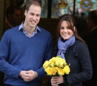 Copilul lui William si Kate va purta titlul de print, indiferent de sex