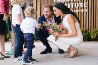 Copilul printului Harry nu va purta titlu princiar
