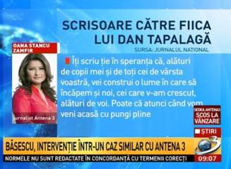 Copilul unui jurnalist, implicat de Antena3 in scandalul ANAF: Sesizari la institutiile abilitate si val de reactii impotriva Oanei Stancu