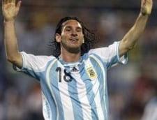 Copos: Ce sa faca Messi la Rapid?