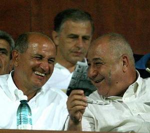 Copos si Taher au imprumutat Rapidul cu 13 milioane de euro