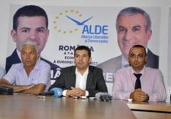 Copresedintele ALDE, Daniel Constantin s-a intalnit cu agricultori din Bordusani, Facaeni si Cazanesti