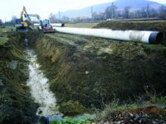 Copsa Mica ramane fara apa timp de cinci zile