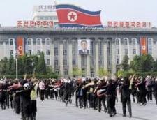 Coreea de Nord: Panica in restul lumii, la Phenian se pregateste o mare sarbatoare
