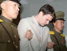 Coreea de Nord, condamnata sa plateasca 501 milioane de dolari pentru moartea studentului american torturat
