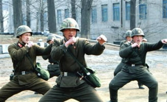 Coreea de Nord, enervata de exercitiile militare ale Sudului: Situatia este imprevizibila