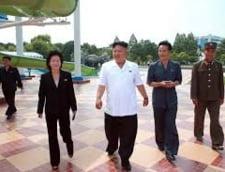 Coreea de Nord, in imagini neasteptate: Cum arata o tabara de copii (Galerie foto)