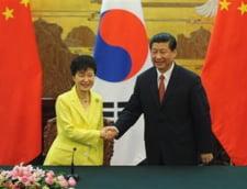Coreea de Nord, inghesuita la colt de China si Coreea de Sud