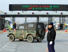 Coreea de Nord, o noua amenintare: Strainii din Coreea de Sud sa paraseasca tara!