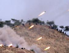 Coreea de Nord, pe picior de razboi: Ce face statul comunist la granita cu China