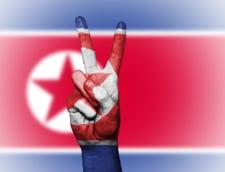 Coreea de Nord a chemat presa straina sa vada cum isi distruge instalatia de testare nucleara intr-o serie de explozii