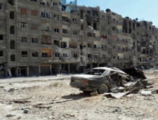 Coreea de Nord a incercat sa livreze masti de gaze Siriei