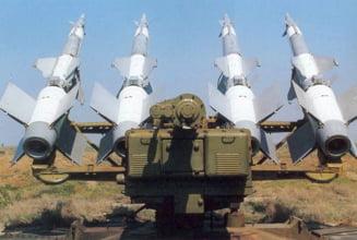 Coreea de Nord a lansat mai multe rachete sol-aer