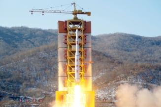 Coreea de Nord a lansat o noua racheta deasupra Japoniei. Niponii au declansat sistemul de alarma