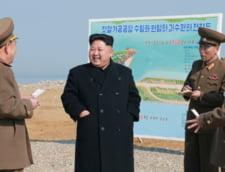 """Coreea de Nord a lansat o racheta balistica de pe un submarin. Kim Jong-un: Este """"o realizare miraculoasa"""""""
