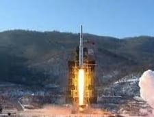 Coreea de Nord a mai lansat doua rachete