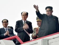 """Coreea de Nord a testat un motor de racheta, de care Kim e mandru ca de """"o noua nastere"""""""