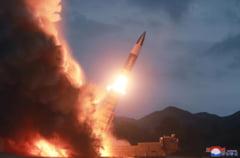 """Coreea de Nord a tras doua """"proiectile"""" catre Marea Japoniei, la putin timp dupa ce a propus reluarea dialogului cu SUA"""