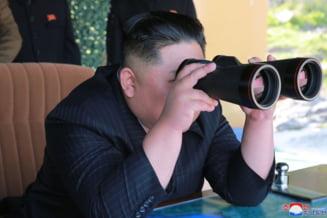 Coreea de Nord a tras mai multe proiectile catre Marea Japoniei