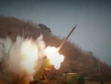 Coreea de Nord ameninta Coreea de Sud: Totul va fi transformat in cenusa (Video)
