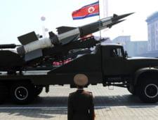 """Coreea de Nord ameninta Japonia cu """"flacarile nucleare"""""""