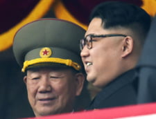 Coreea de Nord ameninta SUA cu atacuri nucleare si organizeaza o parada militara impresionanta