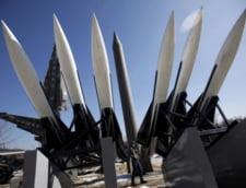 Coreea de Nord ameninta SUA cu rachetele sale nucleare
