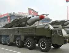 """Coreea de Nord ameninta SUA cu un atac nuclear daca """"i se forteaza mana"""""""