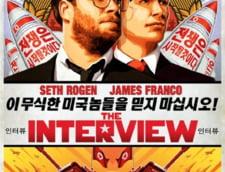 "Coreea de Nord ameninta Sudul: Va bombardam daca ne trimiteti baloane cu ""The Interview""!"