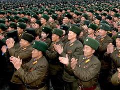 """Coreea de Nord ameninta Sudul cu """"distrugerea finala"""""""