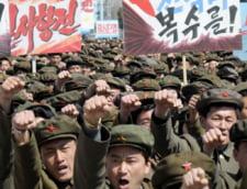 Coreea de Nord aniverseaza cu fast 70 de ani de dictatura (Video)