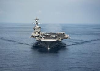 Coreea de Nord ar fi transportat o racheta balistica pe coasta de vest, pregatindu-se de un nou test