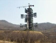 Coreea de Nord ar putea testa o racheta pana pe 10 aprilie