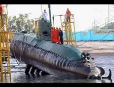 Coreea de Nord arata lumii, in premiera, forta militara: Arsenalul de submarine (Video)