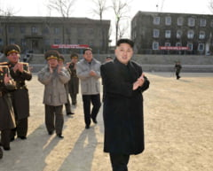 "Coreea de Nord avertizeaza cu privire la ""pericole tot mai mari de razboi"" la un an de la summit-ul istoric Kim-Moon"