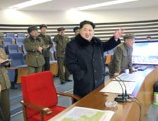 Coreea de Nord da iarasi fiori lumii intregi: Kim a lansat 4 rachete intr-o zi. Una ar fi putut ajunge pana pe teritoriul SUA