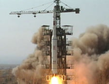 Coreea de Nord extinde o baza de rachete. Are capacitatea sa loveasca Statele Unite