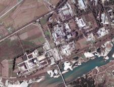 Coreea de Nord nu renunta la bomba nucleara - imagini din satelit