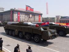 Coreea de Nord nu se potoleste: plimba si ascunde rachete