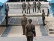 """Coreea de Nord respinge oferta Sudului si ameninta cu """"masuri finale si grave"""" (Video)"""