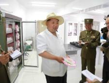 Coreea de Nord se inchide total: Gard de sarma ghimpata la granita