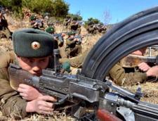 Coreea de Nord se teme de invazie: Este preludiul razboiului