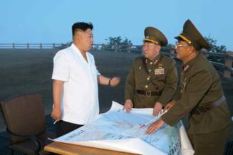 Coreea de Nord sustine ca SUA i-au declarat razboi: Vom dobori toate bombardierele americane