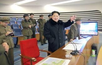 Coreea de Nord tocmai a mai testat o racheta, care a cazut undeva pe langa Japonia