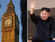 Coreea de Nord va construi replici ale Big Ben-ului si Turnului Eiffel la Phenian