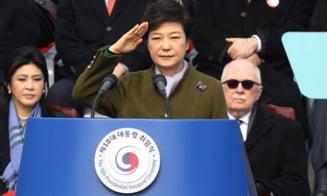 Coreea de Sud: Prima femeie presedinte isi incepe mandatul cu un mesaj pentru Nord (Video)