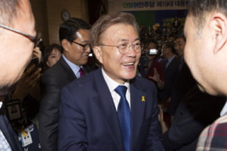 Coreea de Sud ii trimite un mesaj de pace dictatorului Kim. Cand si unde ar putea avea loc negocierile